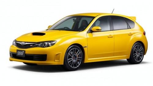 Un nou Subaru Impreza: WRX STI spec C13018