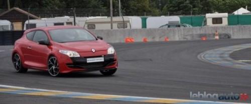 VIDEO: Primele turiri de pista cu noul Renault Megane RS13005