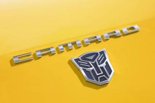 Chevrolet Camaro TRANSFORMERS Special Edition12969
