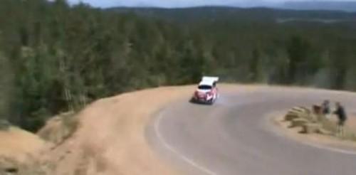 VIDEO: Ford Fiesta de 800 CP s-a rasturnat intr-un raliu12956