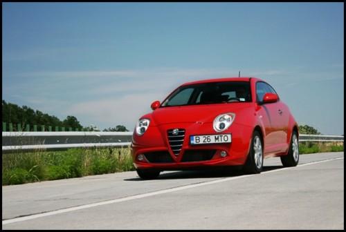 Alfa Romeo MiTo: poezie pe 4 roti12937
