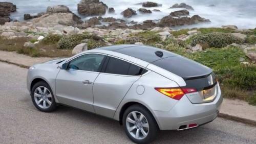 Acura ZDX- un X6 japonez12960