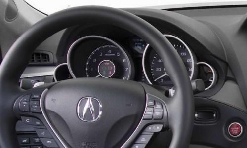 Acura ZDX- un X6 japonez12964