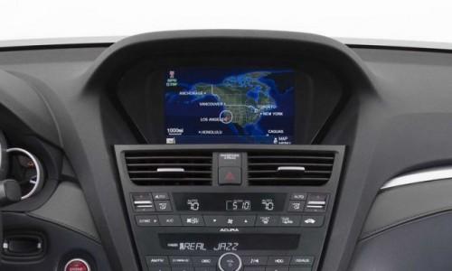 Acura ZDX- un X6 japonez12966