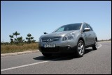 Test-drive cu Nissan Qashqai12900