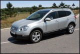 Test-drive cu Nissan Qashqai12901