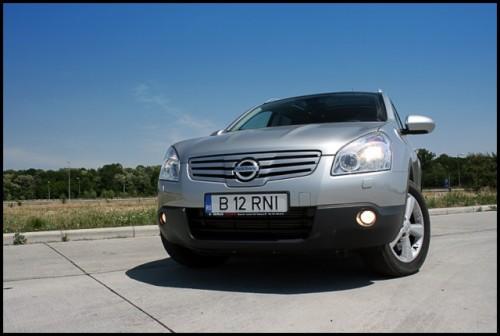 Test-drive cu Nissan Qashqai12904