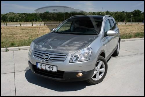 Test-drive cu Nissan Qashqai12907