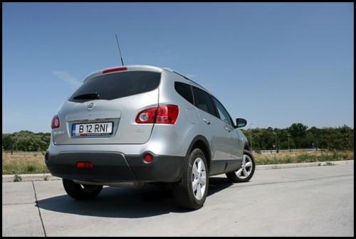 Test-drive cu Nissan Qashqai12918