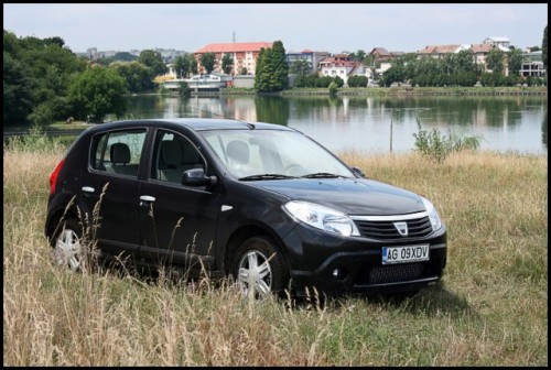 Am testat Dacia Sandero diesel!12871