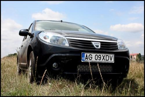 Am testat Dacia Sandero diesel!12872