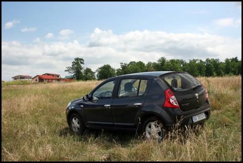 Am testat Dacia Sandero diesel!12873