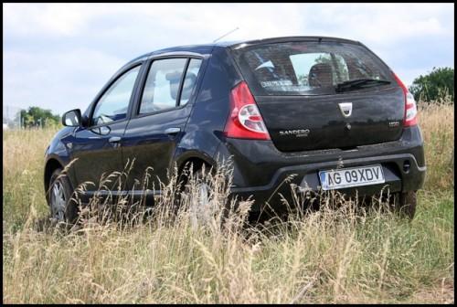 Am testat Dacia Sandero diesel!12874
