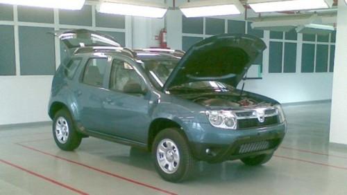 Dacia SUV se va numi Duster sau Kanjara12855