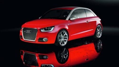 Audi A1 intra pe scena12806