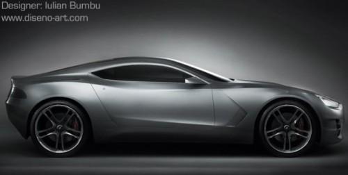 Un roman a desenat viitorul BMW Seria 612804