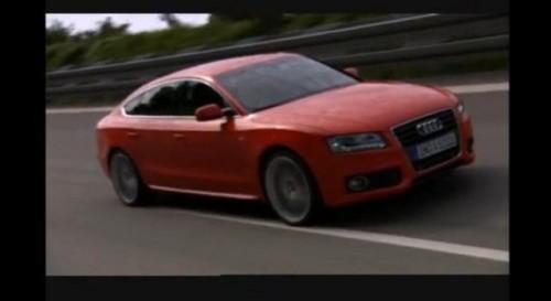 VIDEO: Audi A5 Sportback se prezinta12789