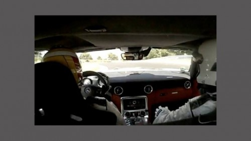 VIDEO: Mercedes-Benz SLS AMG12756