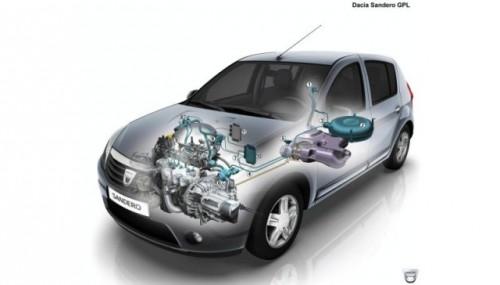 Dacia Sandero pe GPL detine o cota de 60% din piata franceza pe acest segment in iunie12755