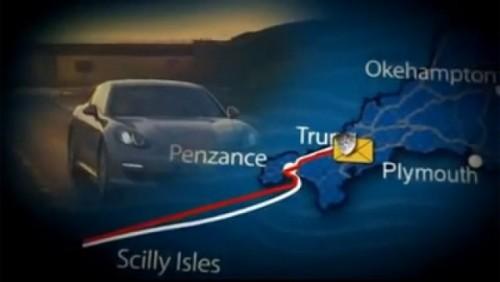 VIDEO: Top Gear pune la incercare Panamera12698