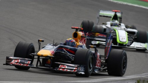 Mark Webber invinge la Nurburgring12682