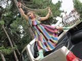 EXCLUSIV: Vedete si masini-Carmen Plesea si sarpele KAA12609