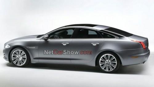 Primele imagini cu noul Jaguar XJ12602