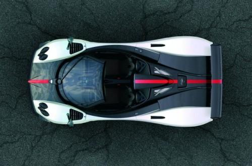Pagani Zonda Cinque Roadster: 1.3 milioane euro12555