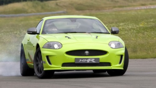 Jaguar XKR, editie speciala Goodwood Festival of Speed12534