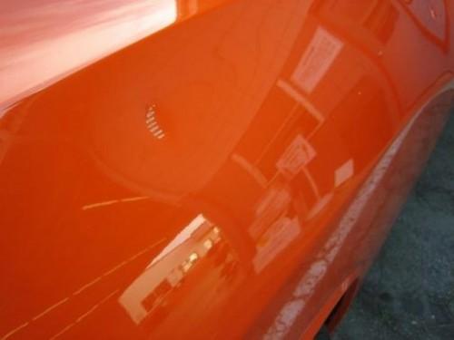 Challenger SRT8 distrus cu ciocanul12520