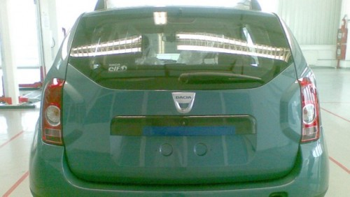 Iata cum arata Dacia SUV!12511