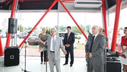 Auto Tivoli Focsani completeaza reteaua AutoItalia din Romania12488