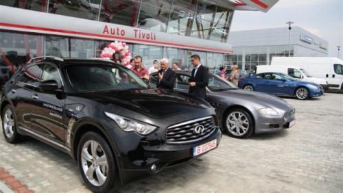 Auto Tivoli Focsani completeaza reteaua AutoItalia din Romania12492