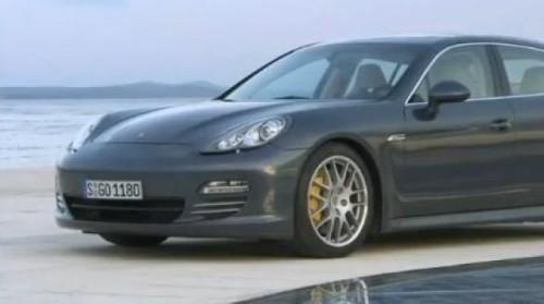 VIDEO: Porsche Panamera S si 4S12364