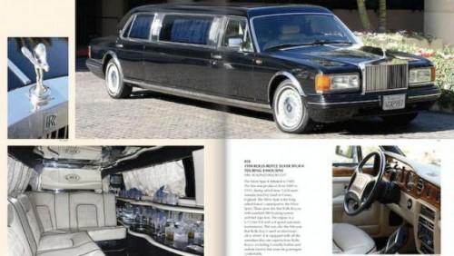 Michael Jackson a lasat in urma sa o colectie impresionanta de masini12224