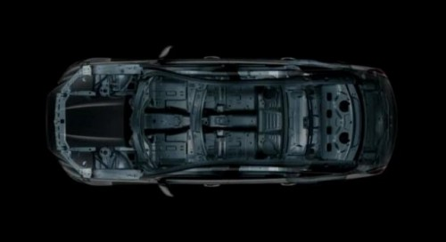 VIDEO: Teaser la Jaguar XF12189