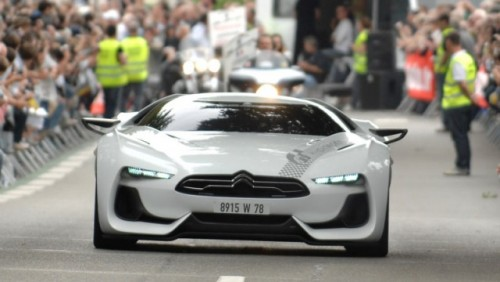 Conceptul Citroen GT a cucerit Londra12155