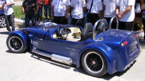 Studentii ieseni au creat primul roadster romanesc12142