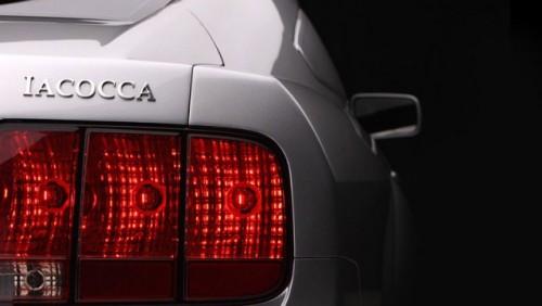 Editie aniversara Mustang dedicata lui Lee Iacocca12086