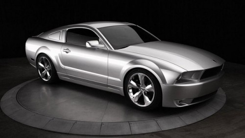 Editie aniversara Mustang dedicata lui Lee Iacocca12092