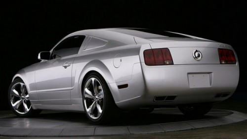 Editie aniversara Mustang dedicata lui Lee Iacocca12096