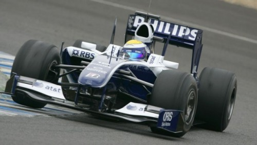 Rosberg, cel mai rapid in antrenamentele de azi12078