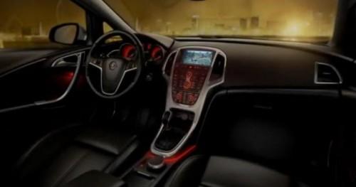 VIDEO: Interiorul noului Opel Astra12041