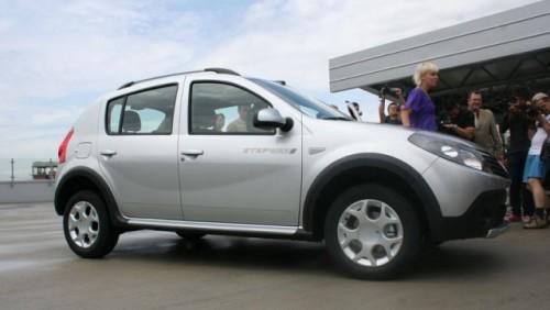 Dacia Sandero Stepway, in Romania de la 9.200 euro cu TVA12010