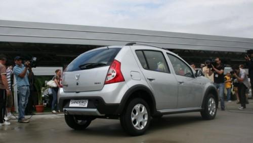 Dacia Sandero Stepway, in Romania de la 9.200 euro cu TVA12014
