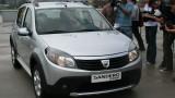 Dacia Sandero Stepway, in Romania de la 9.200 euro cu TVA12009
