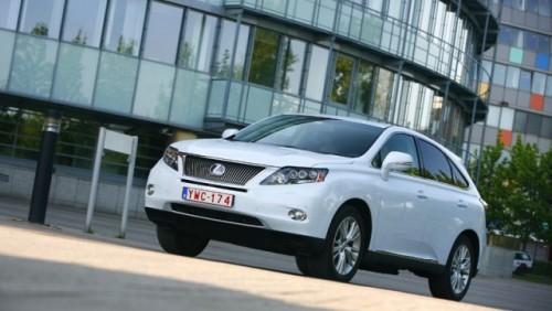Noul Lexus RX 450h a fost lansat in Romania11980