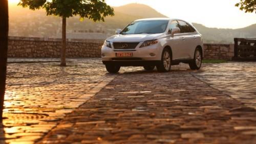 Noul Lexus RX 450h a fost lansat in Romania11991