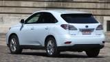 Noul Lexus RX 450h a fost lansat in Romania11992