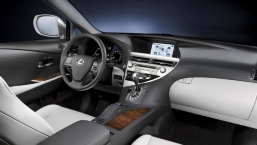 Noul Lexus RX 450h a fost lansat in Romania11994